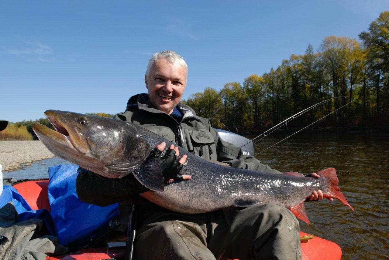 рекорды рыболова на